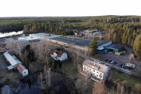 Nytt högteknologiskt företag startar i Fröseke