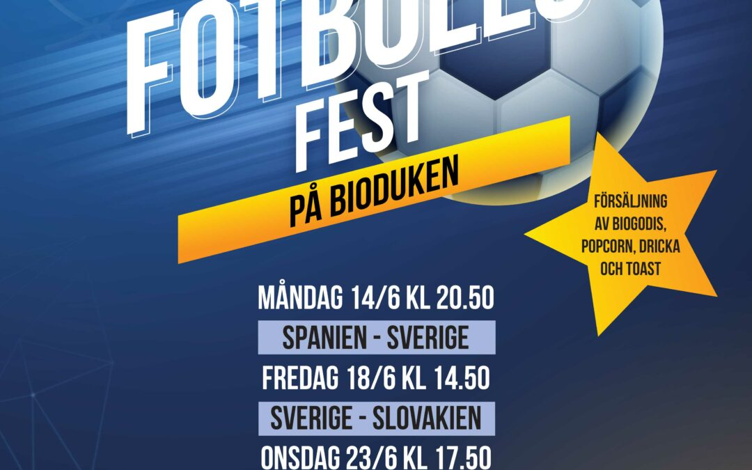 Fotbollsfest i Fröseke!