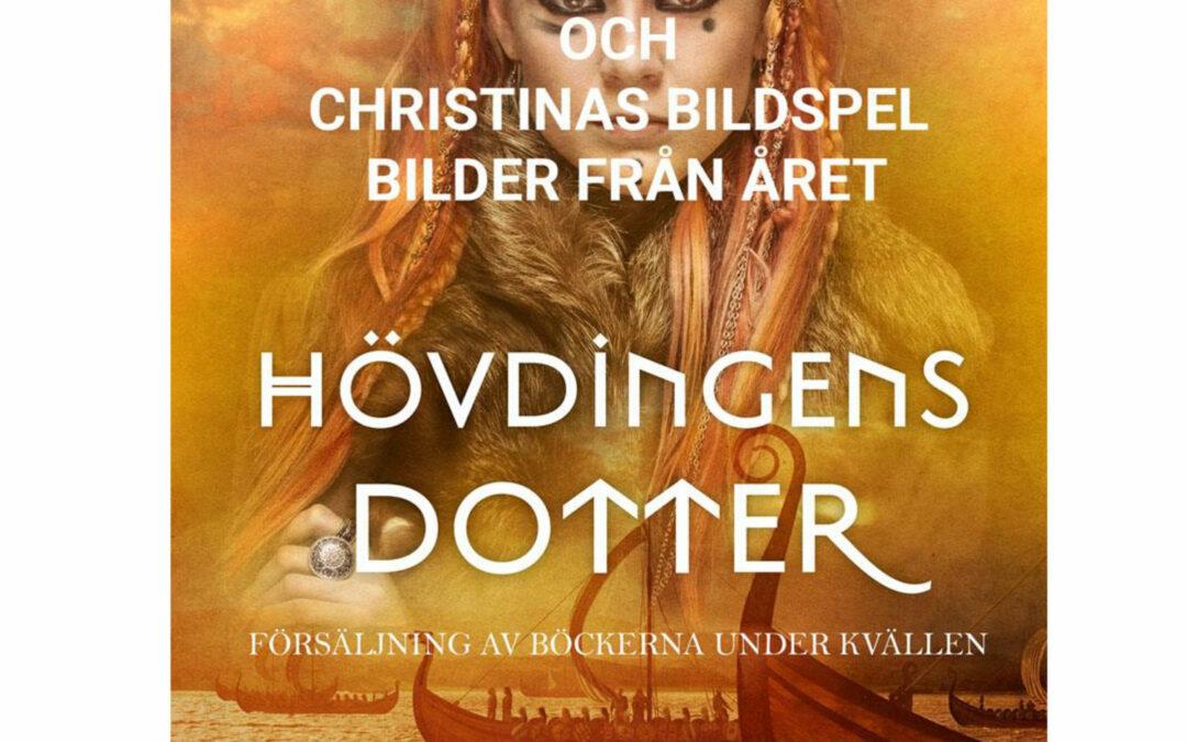Christinas bildspel och föredrag av författaren Bernt Wiede (3/11, kl 18:00)